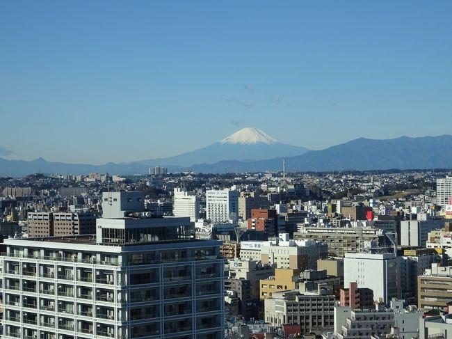 記念すべき100冊目の旅行記は横浜です。<br />2016年はなかなか横浜に行く機会がなかったのですが、<br />年末にやっと行くことができました。<br /><br />
