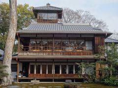 先ごろ公開なった「旧三井家下鴨別邸」を見てきました。別邸なりの特徴があるようです。