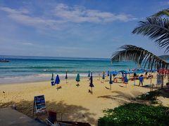 【タイ・プーケット】カロンビーチがちょうどよい!☆1・2日目☆
