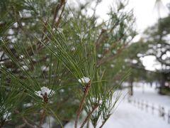 今季最強の寒波到来! 雪の金沢を歩く旅 後編