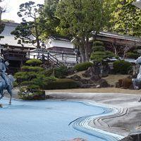 須磨寺の参拝 上巻。