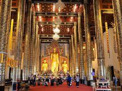 巨大な仏塔の寺ワット・チェディ・ルアンで願い事 私にしては弾丸・初チェンマイの旅2-1