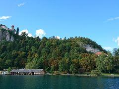 ヨーロッパ3ヶ国の旅 05:アルプスの瞳ブレッド湖へ