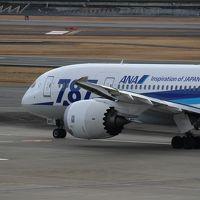 連休初日の飛行機撮影 in 大阪国際空港