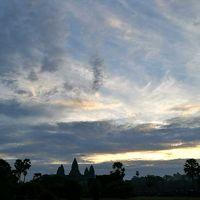 カンボジア シェムリアップ -1- 2016/12/7
