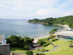 タラサ志摩ホテル&リゾートで海水浴&鳥羽水族館2泊3日【5歳児と夏旅 4】