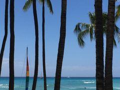姪っ子(中学1年)と叔母の女2人旅 in Hawaii ♪