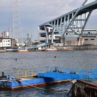 今も存続する木津川の渡船場めぐり(大阪)