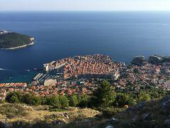 スロベニア、クロアチア周遊2016.7 7ドブロブニク