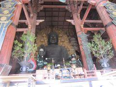 奈良市内 3(二月堂・三月堂・四月堂・東大寺)