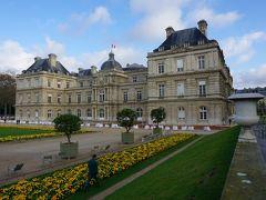 パリ~アルザス・ドライブ #28 - 番外編、リュクサンブール宮殿と公園