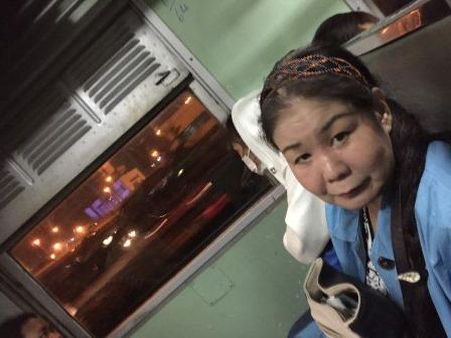 昨年に引き続き、半月間の旅を今年も行いました。今年はバンコクからタイ北部そして陸路でミャンマーに入りヤンゴンまでの旅。その1回目はLCCのエアアジアを使ってバンコクのドンムアン空港到着から、最も安くて確実に到着できる鉄道を使ってファランボーン駅までの内容です。