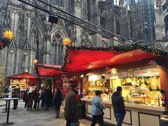 ドイツでクリスマスマーケット三昧して来ました。Part 1  アーヘン・ケルン・デュッセルドルフ・ベルリン編