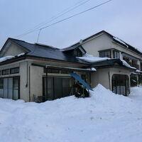 みちのく帰省&雪見旅・その4 まるで実家に帰ったみたい‥民宿.赤坂田。