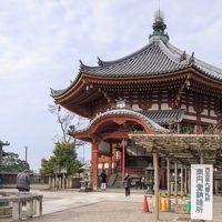 国営公園散策日記�&P.S.高校時代の私へ、奈良県の良さがやっとわかりました(笑)〜興福寺・東大寺・奈良公園・春日大社・なら仏像館・平城宮跡〜