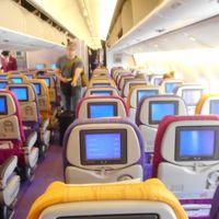 スローライフチェンマイ  ~   タイ国際航空にてチェンマイに来ま~した。