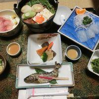 2017冬 富岡/下仁田2:下仁田の温泉宿 清流荘 地元食材を食べつくす