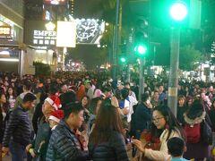 クリスマス香港2歳子連れ2016【1】クリスマスは北京ダックだろ!?編