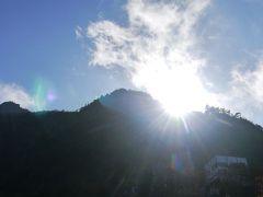 201310四国旅行 初日~2日目【高松・石鎚山登山】