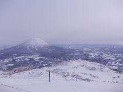 2017 北海道スノボ旅(3) ~ニセコ、洞爺湖、新千歳~