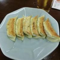 宇都宮で餃子