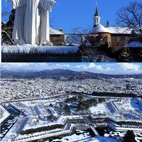 ロマンチック北海道、クリスマスイルミと夜景+帯広スイーツ旅 ③