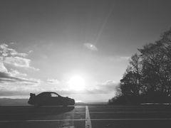 【東海道】東京から箱根、三保の松原、大江戸温泉(静岡)、掛川まで、東海道ドライブ、2016年12月