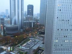 新宿に泊まって渋谷で演劇鑑賞(2016年11月)