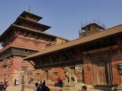 感動!ポロポロ 涙がとまりません、ネパールカトマンズへの旅 その13 古都 パタン