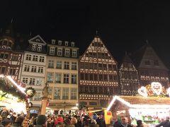 ドイツでクリスマスマーケット三昧して来ました。 part 3  エスリンゲン・シュトゥットガルト・フランクフルト編