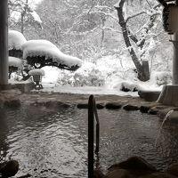 日本三大美人湯目指して2湯目はモノクロの世界 と パワースポット榛名神社