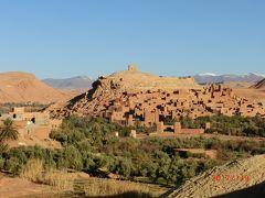 初アフリカはモロッコ6泊周遊ツアー(No6. アイット・ベン・ハドゥの集落)