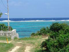 一人10月の海でシュノーケリングを楽しむ☆鹿児島県:与論島2泊3日