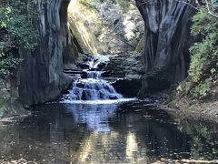 【某バスツアー参加】近場で満喫!養老渓谷と濃溝の滝