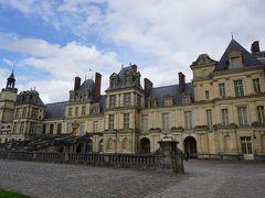 パリ~アルザス・ドライブ #29 - 番外編、再訪、フォンテーヌブロー宮殿