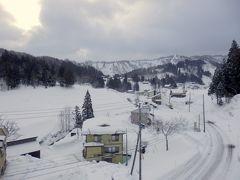 まつだい・越後湯沢に雪景色を見に行く旅
