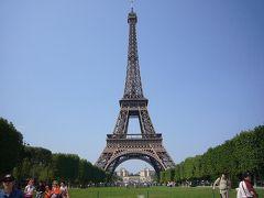 パリ7日間の旅