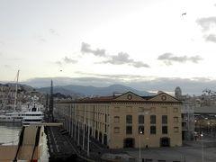 地中海クルーズの旅②<イタリア・ジェノバ>