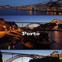 リスボン・シントラ・ポルト、電車とバスの旅6-ドロ川の夜明け、Descobertas Boutique Hotel宿泊、Restaurante Abadia do Portoで夕食-