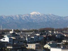 横浜市青葉区美しが丘(たまプラーザ)から見える富士山を求めて