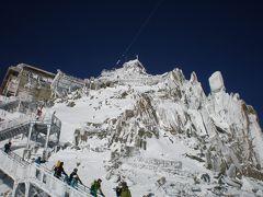 2017 Chamonix in France ski