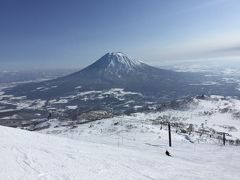 北海道スキー~ニセコ 2017.2.5-8