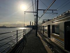 南武支線、鶴見線に乗って、都会の中の秘境駅「海芝浦駅」&雰囲気出まくりの「国道駅」へ