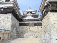 ②JETスターのキャンペーンで行く [愛媛・高知] 松山城(天守)~(高知)~坂の上の雲ミュージアム