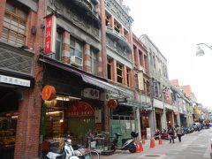 週末台北②「霞海城隍廟」へお参り・・迪化街街歩き。