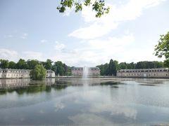 ドイツの春:北方二州・27 デュッセルドルフ・ベンラート城を見てから帰国