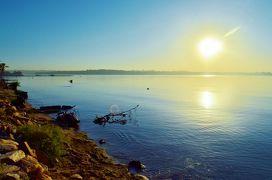 西・中・東部アフリカ10か国を巡る旅-09最後の訪問国ウガンダではビクトリア湖畔に位置するエンテベに滞在