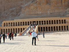 エジプト・ナイル川クルーズ(ホルス神殿・王家の谷・女王葬祭殿ル・ルクソール神殿)