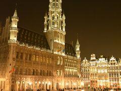 真冬のヨーロッパ&中東 計7ヶ国【2】ベルギー・ブリュッセル