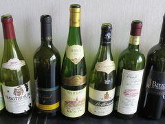 想い出のワインの紹介(2):2016年に家で飲んだワイン(その1):勝沼ワイン、フランスワイン、イタリアワイン